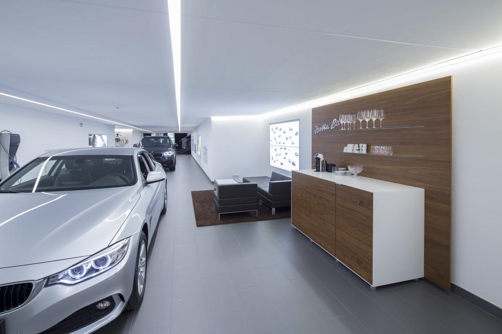 CI – Umrüstung BMW UNTERBERGER // MINI