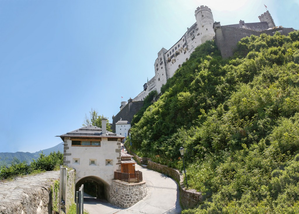 Denkmalgeschutztes Haus Sanieren Festung Hohensalzburg