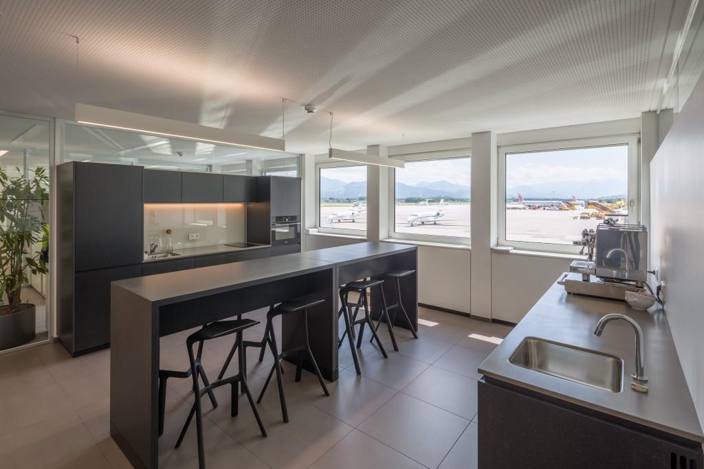 Flughafenarchitektur Salzburg – Umbau Verwaltungsgebäude