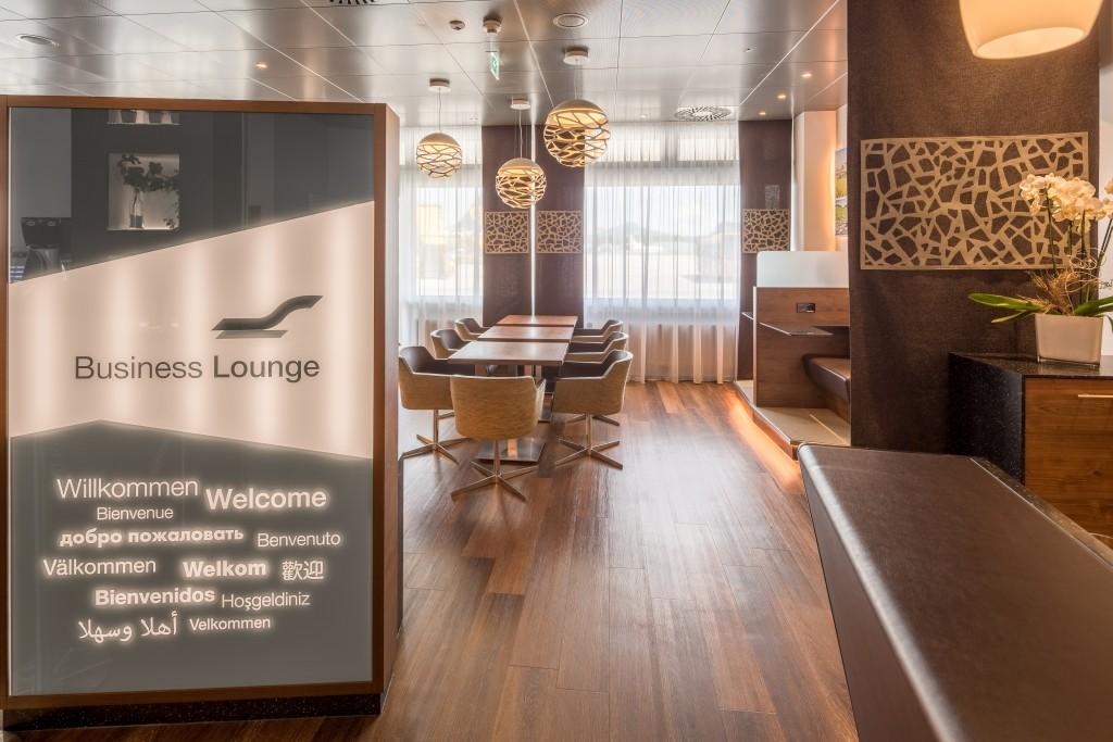 Salzburger Flughafen GmbH – Salzburg Airport Lounge