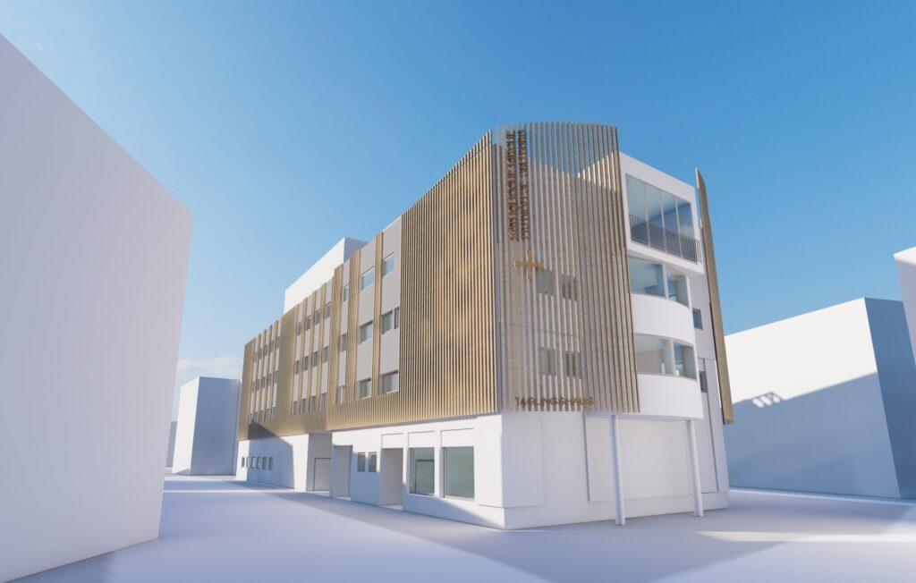 Entwurf Sanierung Tagungshaus Wörgl